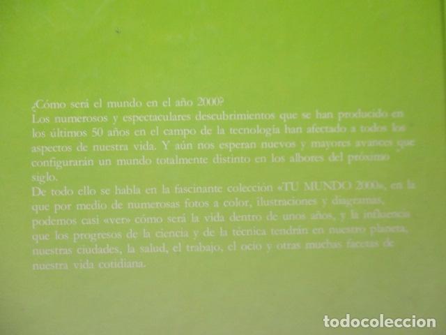 Libros de segunda mano: EL PLANETA TIERRA - DAVID LAMBE / ISAAC ASIMOV - TU MUNDO 2000 - EDITORIAL DEBATE, EXCELENTE ESTADO. - Foto 15 - 165274042
