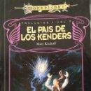 Libros de segunda mano: PAÍS DE LOS KENDERS. Lote 165661912