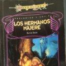 Libros de segunda mano: LOS HERMANOS MAJERE. Lote 165663674