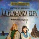Libros de segunda mano: LA VENGANZA ELFA. Lote 165667969