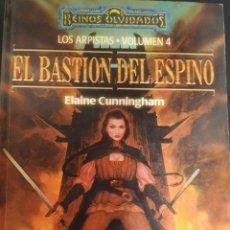 Libros de segunda mano: EL BASTION DEL ESPINO. Lote 165668561