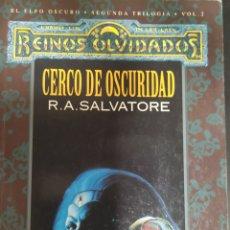 Libros de segunda mano: CERCO DE OSCURIDAD. Lote 165669225