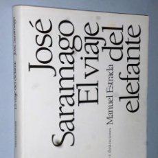 Libros de segunda mano: EL VIAJE DEL ELEFANTE.. Lote 165762826