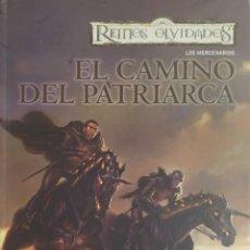 Libros de segunda mano: EL CAMINO DEL PATRIARCA. Lote 166127017