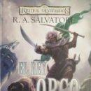 Libros de segunda mano: EL REY ORCO. Lote 166127789