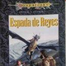 Libros de segunda mano: ESPADA DE REYES. Lote 166174600