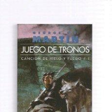 Libros de segunda mano: JUEGO DE TRONOS . Lote 166316846