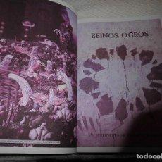 Libros de segunda mano: REINOS OGROS UN SUPLEMENTO DE EJERCITOS WARHAMMER GAMES WORKSHOP. Lote 166432542