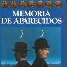 Libros de segunda mano: MEMORIA DE APARECIDOS. CO.. Lote 166460794