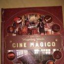 Libros de segunda mano: HARRY POTTER CINE MAGICO WIZARDING WORLD J. K. ROWLING ARTEFACTOS ASOMBROSOS. Lote 166467494