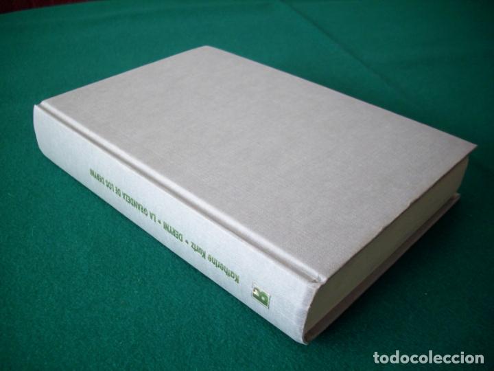 Libros de segunda mano: DERYNI - EL RESURGIR - JAQUE MATE - LA GRANDEZA - KATHERINE KURTZ - NOVA FANTASÍA - EDICIONES B.1991 - Foto 24 - 110733071
