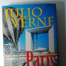 Libros de segunda mano: PARÍS EN EL SIGLO XX - JULIO VERNE - ED PLANETA 1995. Lote 166729410