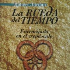 Libros de segunda mano: LA RUEDA DEL TIEMPO/ N 16. Lote 166751580