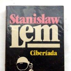 Libros de segunda mano: CIBERÍADA – STANISLAW LEM. Lote 167589000