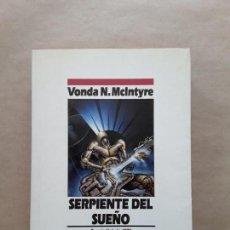 Libros de segunda mano: SERPIENTE DEL SUEÑO,VONDA N. MCLNTYRE. Lote 167624644