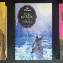 Libros de segunda mano: TRILOGIA OTHERLAND: CIUDAD SOMBRA DORADA, RIO FUEGO AZUL, MONTAÑA CRISTAL NEGRO - TAD WILLIAMS. Lote 167633764