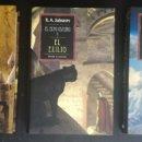 Libros de segunda mano: TRILOGIA EL ELFO OSCURO: LA MORADA, EL EXILIO, EL REFUGIO - R.A. SALVATORE; CIRCULO DE LECTORES. Lote 167633800