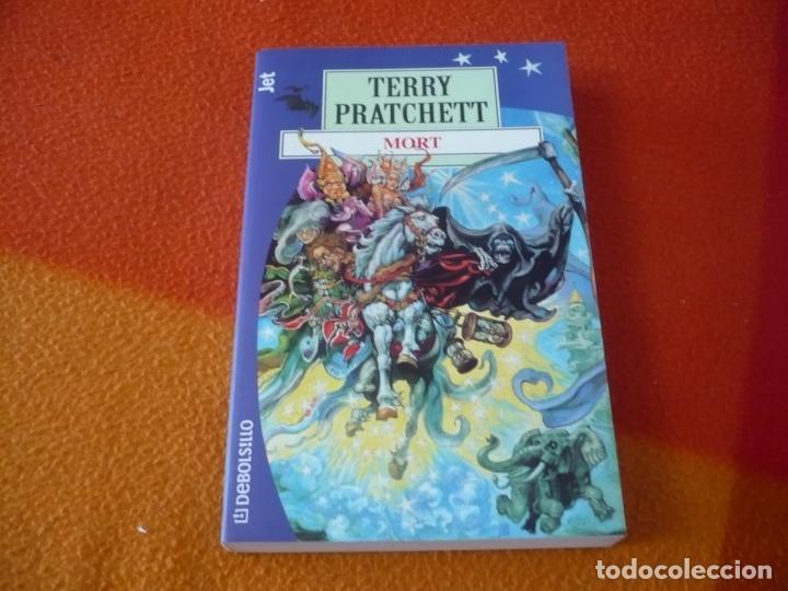 MORT ( TERRY PRATCHETT ) ¡BUEN ESTADO! FANTASIA (Libros de Segunda Mano (posteriores a 1936) - Literatura - Narrativa - Ciencia Ficción y Fantasía)