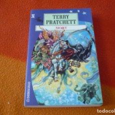 Libros de segunda mano: MORT ( TERRY PRATCHETT ) ¡BUEN ESTADO! FANTASIA. Lote 189092851