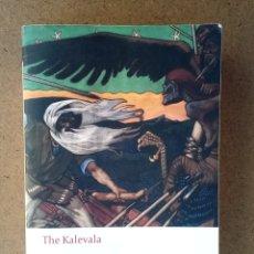 Libros de segunda mano: LIBRO FANTASÍA NÓRDICA THE KALEVALA IN ENGLISH. Lote 167833237