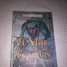 Libri di seconda mano: EL MAR DE LAS ESPADAS. Lote 168345068