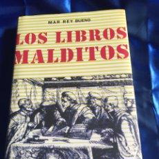 Libros de segunda mano: LOS LIBROS MALDITOS. Lote 168367797