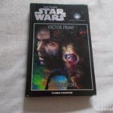 Libros de segunda mano: STAR WARS VECTOR PRIME. Lote 168399988
