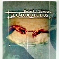 Libros de segunda mano: EL CÁLCULO DE DIOS. Lote 168605602