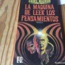 Libros de segunda mano: LA MAQUINA DE LEER LOS PENSAMIENTOS. COLECCIÓN ROTATIVA. - MAUROIS, ANDRE. Lote 168645820