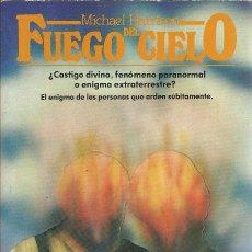 Libros de segunda mano: MICHAEL HARRISON-FUEGO DEL CIELO.FONTANA FANTÁSTICA.MARTÍNEZ ROCA.1980.. Lote 169093464