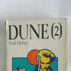 Libros de segunda mano: DUNE (2) FRANK HERBERT. Lote 169579501