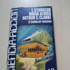 Libros de segunda mano: EL BULDOZER ASESINO - ANTOLOGÍAS CARALT. Lote 169945372