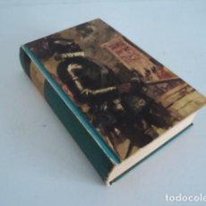 Livres d'occasion: NOVELA ANTIGUA EL DIOS DE LA LLUVIA LLORA SOBRE MEJICO , MEXICO . Lote 170546300