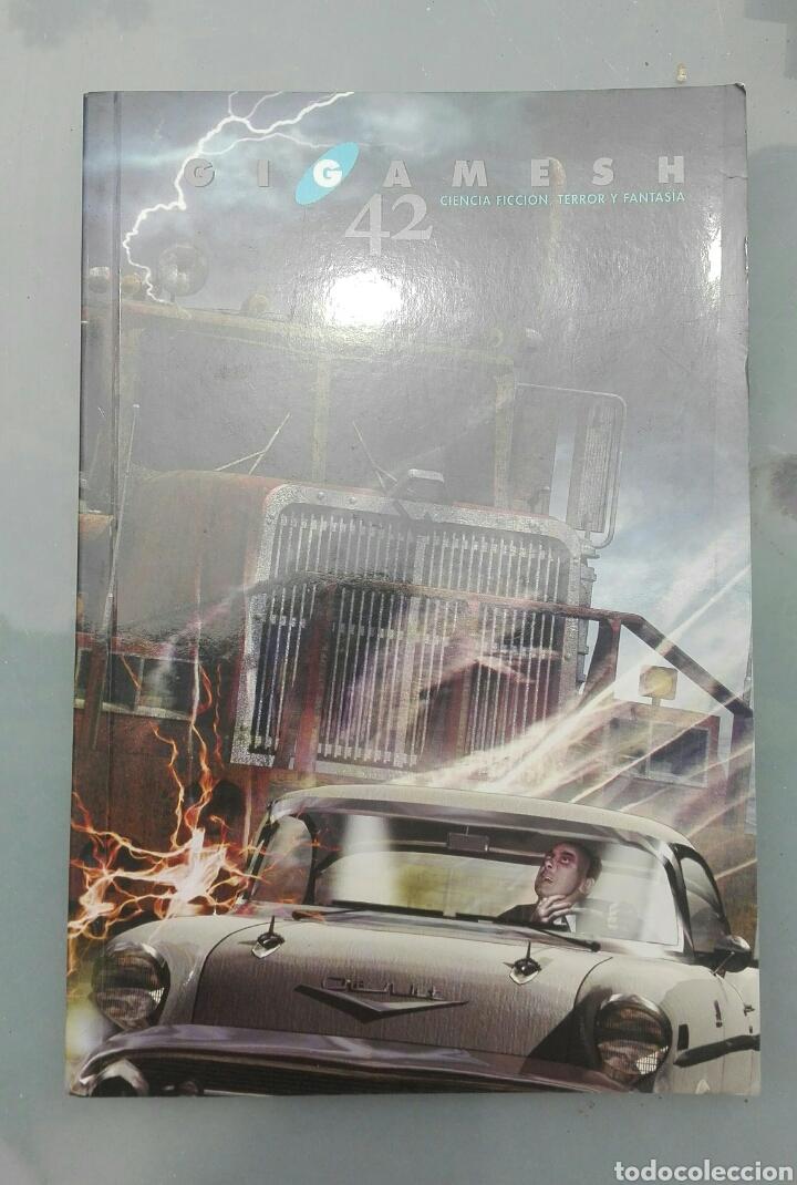REVISTA GIGAMESH 42 (Libros de Segunda Mano (posteriores a 1936) - Literatura - Narrativa - Ciencia Ficción y Fantasía)