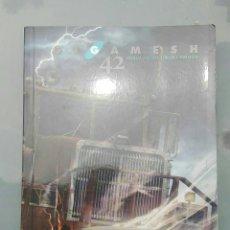Libros de segunda mano: REVISTA GIGAMESH 42. Lote 171038792