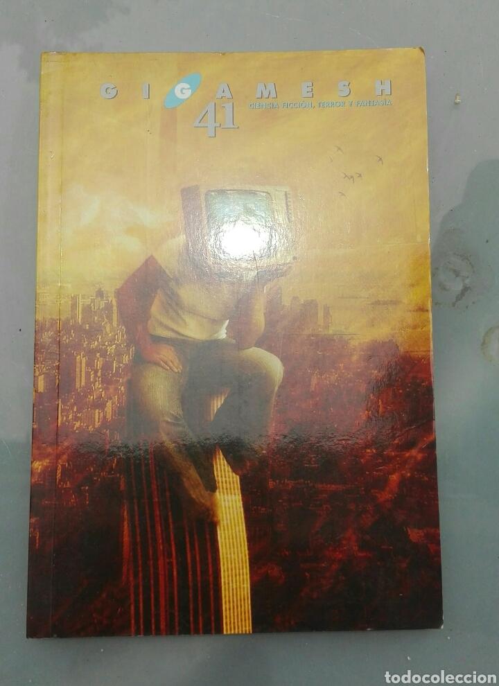 REVISTA GIGAMESH 41 (Libros de Segunda Mano (posteriores a 1936) - Literatura - Narrativa - Ciencia Ficción y Fantasía)
