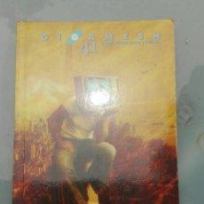 Libros de segunda mano: REVISTA GIGAMESH 41. Lote 171039078