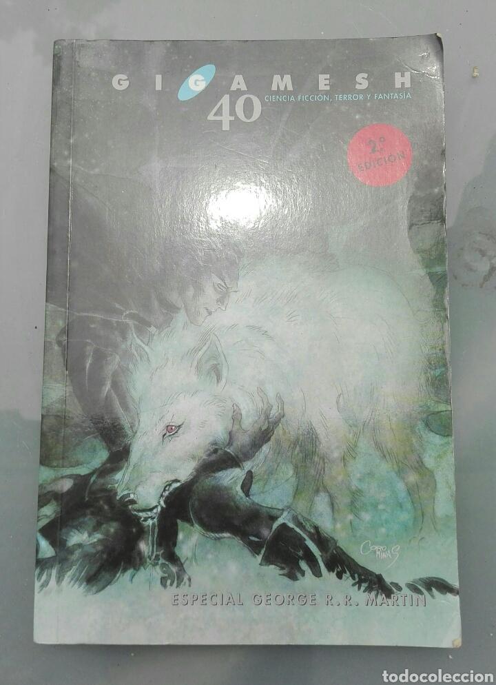 REVISTA GIGAMESH 40 (Libros de Segunda Mano (posteriores a 1936) - Literatura - Narrativa - Ciencia Ficción y Fantasía)