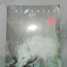 Libros de segunda mano: REVISTA GIGAMESH 40. Lote 171039173