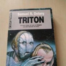 Libros de segunda mano: TRITÓN - SAMUEL R. DELANY. ULTRAMAR. Lote 171341065