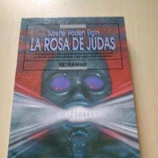 Libros de segunda mano: LA ROSA DE JUDAS. LENGUA MATERNA II - SUZETTE HADEN ULTRAMAR. Lote 171439903