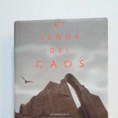Libros de segunda mano: EL SEÑOR DEL CAOS. - JONATHAN RABB. TDK394. Lote 171440462