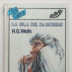 Libros de segunda mano: LA ISLA DEL DR. MOREAU. H. G. WELLS. ANAYA. COLECCION TUS LIBROS Nº 98. 1999.. Lote 171444414
