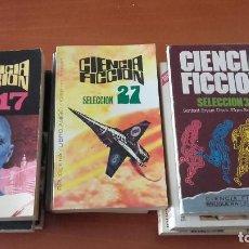 Libros de segunda mano: CIENCIA FICCIÓN NOVELAS EDITORIAL BRUGUERA LOTE DE 11 Nº.. Lote 171604119
