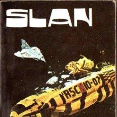 Libros de segunda mano: VAN VOGT : SLAN (PRODUCCIONES EDITORIALES, 1976) . Lote 171604898