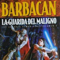 Libros de segunda mano: BARBACAN. Lote 171630617