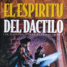Libros de segunda mano: EL ESPÍRITU. Lote 171631078