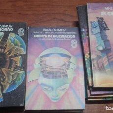Libros de segunda mano: SUPER FICCION EDICIONES MARTÍNEZ ROCA LOTE DE 66 Nº.. Lote 171703294