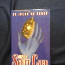 Libros de segunda mano: EL JUEGO DE ENDER - ORSON SCOTT CARD. Lote 171623519