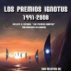 Libros de segunda mano: LOS PREMIOS IGNOTUS 1991-2018 . Lote 171973350